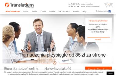 Joanna Najwer Biuro Tłumaczeń Translatium - Tłumacze Bielawa