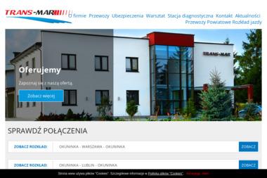 Firma Transportowo Usługowa Trans Mar Stanisław Marciniec - Firma transportowa Włodawa