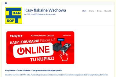 Biuro Usług Komputerowych Transoft Eugeniusz Szczerbowicz - Pogotowie Komputerowe Wschowa