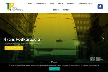 Firma Transportowo Usługowa Maciaszek Zdzisław Trans Podkarpacie - Transport busem Rudnik nad Sanem