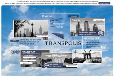 Transpolis. Biuro tłumaczeń - Tłumaczenia symultanicznie Toruń