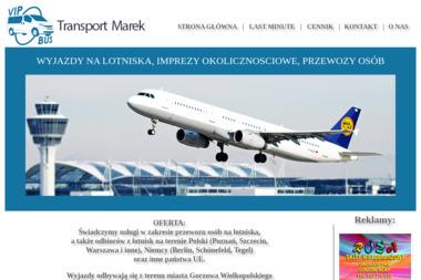 Transport Marek - Firma transportowa Gorzów Wielkopolski
