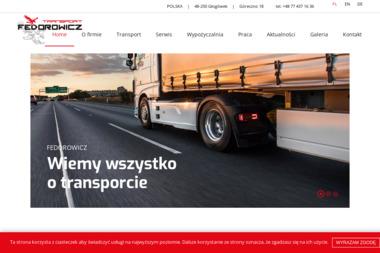 Jan Fedorowicz Usługi Transportowe - Transport busem Góreczno