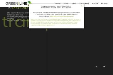 Dekert Serwis Ogumienia i Usługi Transportowe Radosław Jurek. Przewóz osób, wycieczki - Firma transportowa Jegłowa