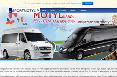 Motyl Usługi Transportowe Edyta Baworska - Przewóz osób Konopczyn