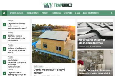 Trap-Budex - Firmy inżynieryjne Łajski