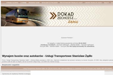Żądło Stanisław Usługi Transportowe - Przewóz osób Szczyrk