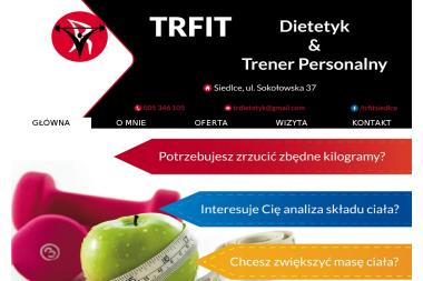 Trfit Dietetyk & Trener Personalny - Trener personalny Siedlce