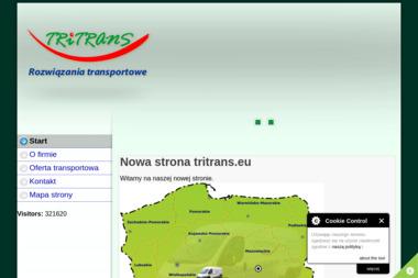 Krzysztof Jurczyk Tritrans - Transport ciężarowy krajowy Opole