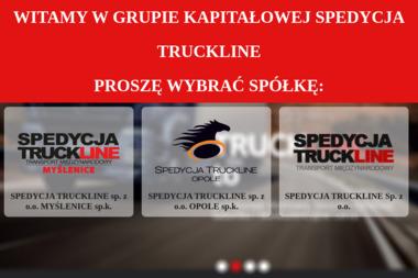 Spedycja Truckline - Transport międzynarodowy Opole
