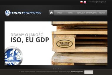 Trust Logistics Mateusz Walczak - Transport ciężarowy krajowy Pabianice