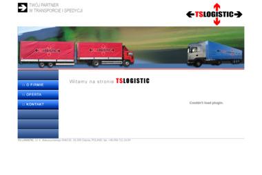 Kamila Garbacka PHU Ts Logistic - Transport ciężarowy krajowy Gdynia