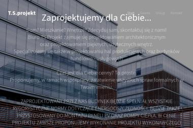 Biuro Projektów T.S. Projekt - Projekty Domów z Poddaszem Mysłowice