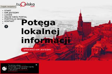 Tupolska Sp. z o.o. - Strony WWW Rybnik