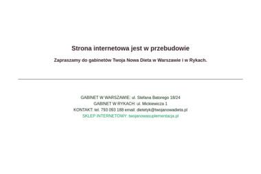 Poradnia Dietetyczna - Dietetyk Ryki
