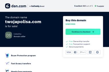 Pośrednictwo Ubezpieczeniowe Tomasz Pachnia - Ubezpieczenia OC i AC Gdańsk