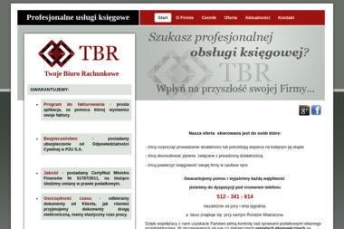 Tbr Twoje Biuro Rachunkowe Joanna Mikołajewska - Usługi finansowe Wyszków
