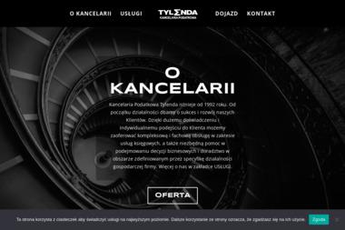 Kancelaria Podatkowa Tylenda - Prowadzenie Księgi Przychodów i Rozchodów Suwałki