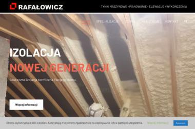 PPHU Maciej Rafałowicz - Budowa Domów Gaworzyce