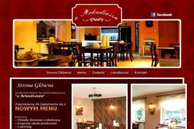 Restauracja U Arkadiusza - Catering Dla Firm Pabianice