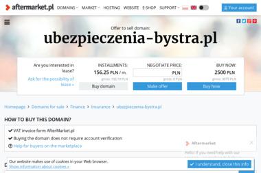 Agencja Ubezpieczeniowa GRAMIR Grażyna Mirkowska - Kredyt Bystra
