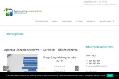 Agencja Ubezpieczeniowa Grzegorz Kujda - Ubezpieczenia Garwolin