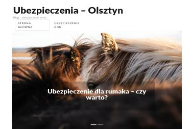 Ubezpieczenia Bogusław Szłyk - Ubezpieczenie samochodu Olsztyn