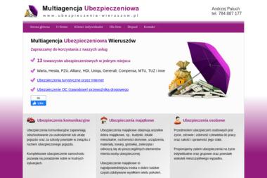Multiagencja Ubezpieczeniowa Andrzej Paluch - Ubezpieczenie samochodu Wieruszów