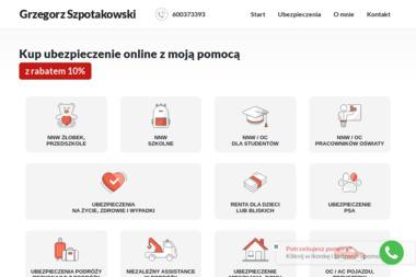 Bielicka Krystyna - Ubezpieczalnia AC Żory