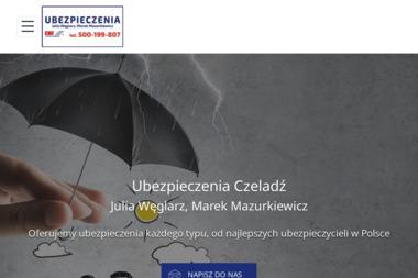 Mazurkiewicz Marek - Ubezpieczenia OC Czeladź