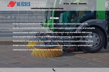 Ulisses Sp. z o.o. S.K.A - Środki czystości Częstochowa