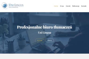 Tłumaczenia Uni-Lingua - Tłumacze Leżajsk