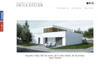 Pracownia Architektoniczna Unica Design Architekt Marcin Kuryłowicz - Architekt Legionowo