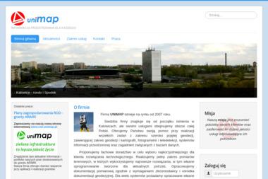 Unimap S.C. - Geodeta Katowice