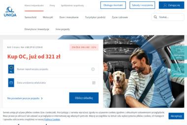 UNIQA - Oddział Olsztyn - Ubezpieczenia grupowe Olsztyn