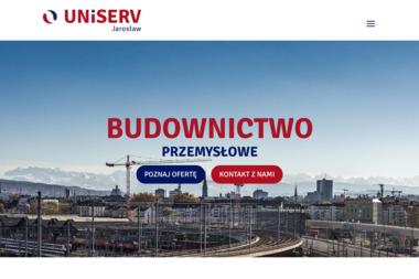 Uniserv Jarosław Sp. z o.o. - Tynk Natryskowy Jarosław