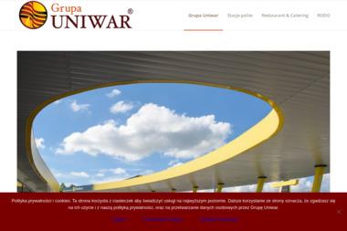 Uniwar Restauracja. Catering, imprezy okolicznościowe - Branża Gastronomiczna Pawłowice