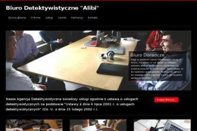 Alibi Usługi Detektywistyczne - Prywatni Detektywi Katowice