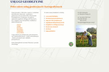 Geodezja - Geodeta Celestynów