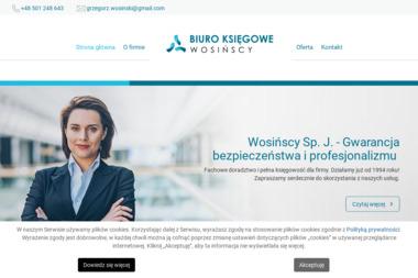 Wosińska Elżbieta Usługi Księgowe - Biuro rachunkowe Strumiany