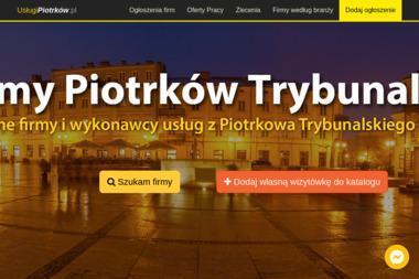 PPHU AK-POL - Usługi Brukarskie Piotrków Trybunalski