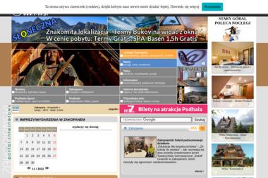 Karczma U Świadka - Catering Zakopane