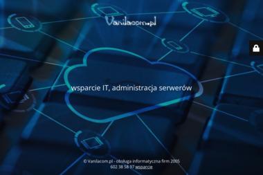 Vanilacom Marcin Nowak - Marketing w Internecie Piaseczno