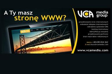 VCA Media Group - Pozycjonowanie stron Potok