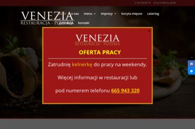 Restauracja i Pizzeria Venezia - Usługi Kulinarne Zabrze