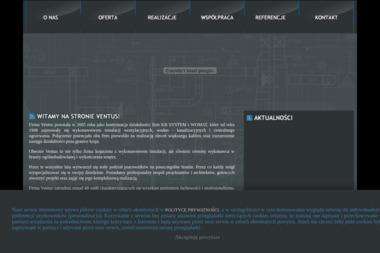 Ventus Group Sp. z o.o. - Murowanie ścian Piotrków Trybunalski