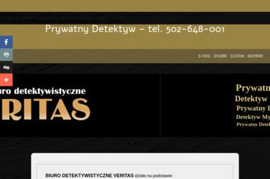 Biuro Detektywistyczne Veritas Jarosław Krzyżak - Biuro Detektywistyczne Żory