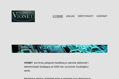 Vionet Artur Przybylski - Serwis Laptopów Linarczyk