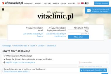 Poradnia Vitaclinic Baranowska Monika - Psycholog Kalisz