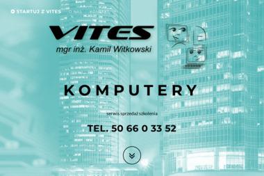 Mgr inż. Kamil Witkowski Vites - Usługi Komputerowe Reńska Wieś